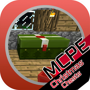 Christmas Chests Mod For MCPE - screenshot