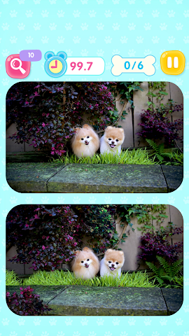 android Boo & Friends Spot Differences Screenshot 5