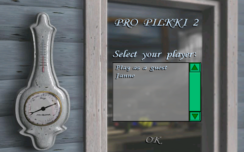 Pro Pilkki 2 Mobile Screenshot