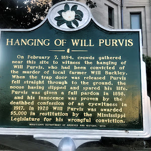 Hanging of Will Purvis