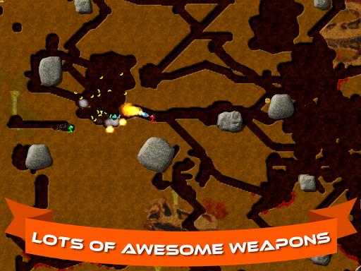 Annelids: Online battle screenshot 20