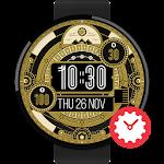 Aurum watchface by Debb Icon