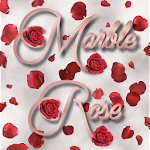 Red Rose Petals Keyboard Theme Icon