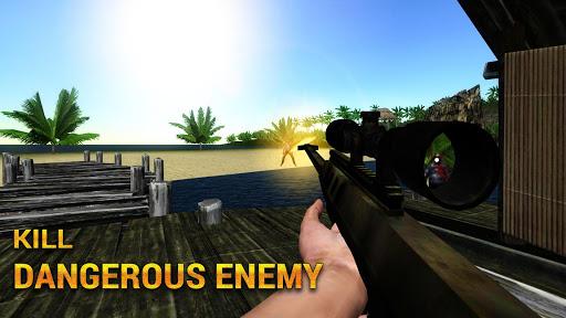 Rage Island - Zombie Survival - screenshot