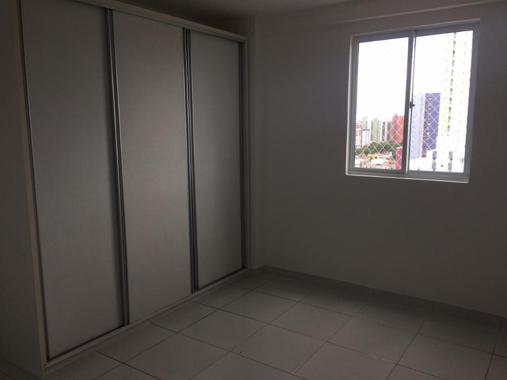 Apartamento com 2 dormitórios para alugar, 60 m² por R$ 1.300/mês - Tambauzinho - João Pessoa/PB