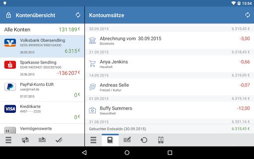Banking 4A - screenshot