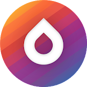 Drops: Learn Korean, Japanese, Chinese language Icon