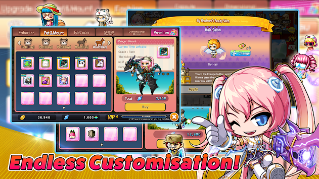 how to get android maplestory