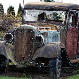 Truck  by Todd Reynolds - Transportation Automobiles