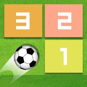 Soccer Brick Game Icon