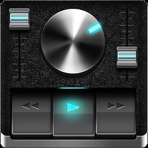 Retro Black skin for Poweramp For PC / Windows 7/8/10 / Mac – Free Download