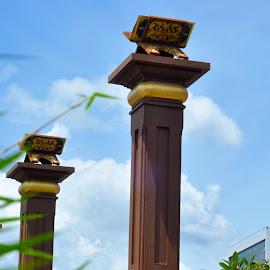 by Wan Fakhrurozi - City,  Street & Park  City Parks