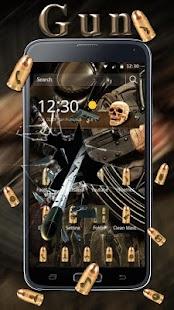 APK App Guns SMG Arm Theme for BB, BlackBerry