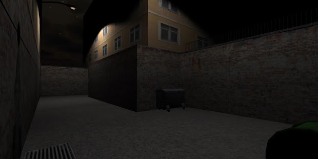 Knocking in the dark - screenshot
