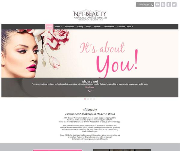 NFT Beauty
