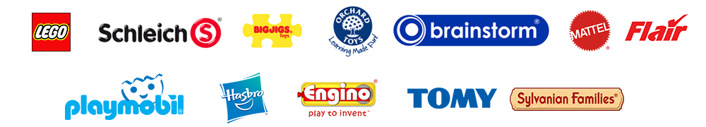 Toy suppliers for Trinders toy shop
