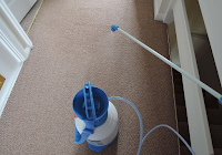 equipment used when cleaning carpets