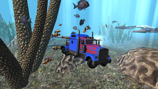 Submarine Transformer Truck 3D APK