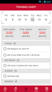 Vision Personal Training - screenshot