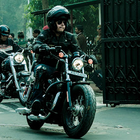 harley davidson by Abhishek Garain - Transportation Motorcycles
