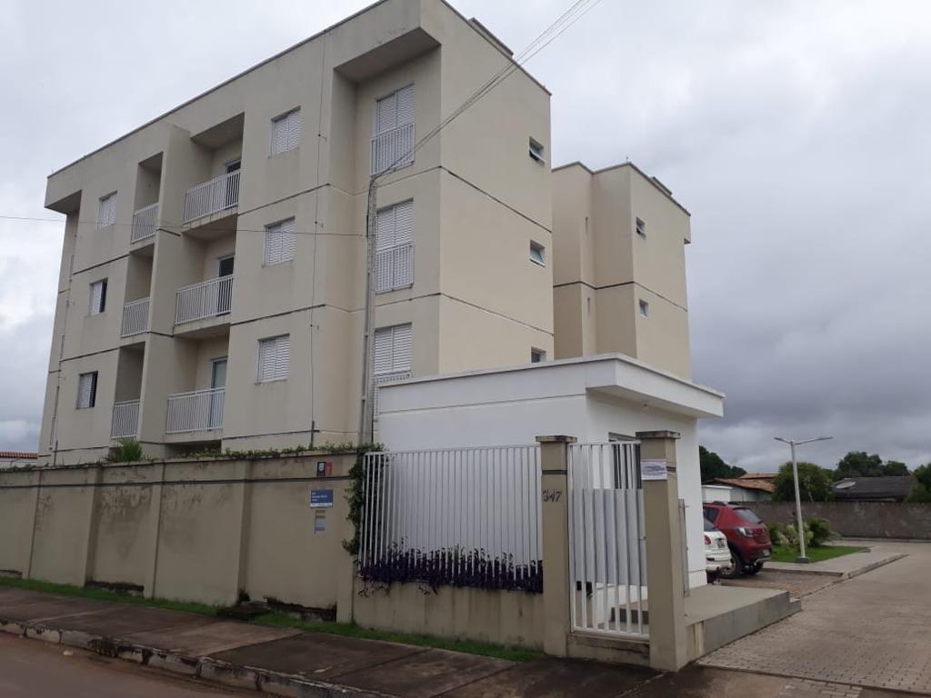 Apartamento com 2 dormitórios para alugar, 54 m² por R$ 1.350,00/mês - Jardim Floresta - Boa Vista/RR