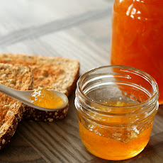 Meyer Lemon and Ginger Marmalade