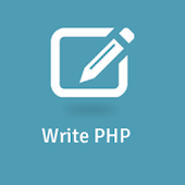 Write PHP