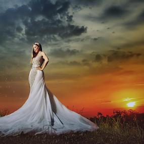 bride by Dejan Nikolic Fotograf Krusevac - Wedding Bride ( vencanje, jagodina, krusevac, kalemegdan, beograd, svadba, vrnjacka banja, fotograf )