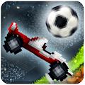 Game Pixel Cars 2 Soccer APK for Kindle
