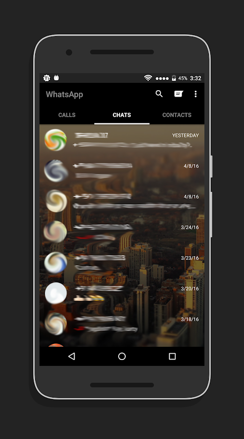Shades CM13/12/DU Theme Screenshot 11