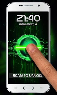 Download Fingerprint Lock Prank APK for Android Kitkat