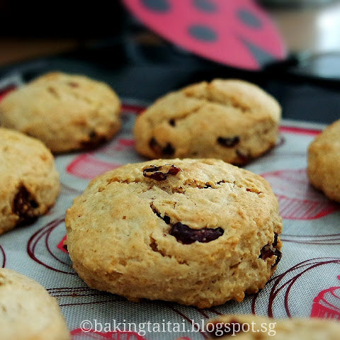 Super Healthy Scones
