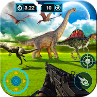 Real Dinosaur Hunter Deadly Dino Hunter Shores on PC / Windows 7.8.10 & MAC