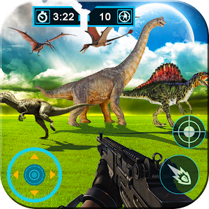 Deadly Dinosaur Hunter Deadly Dino Hunter Shores For PC / Windows 7/8/10 / Mac – Free Download