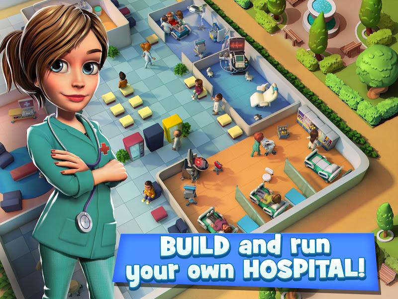 Dream Hospital - Health Care Manager Simulator Screenshot 7