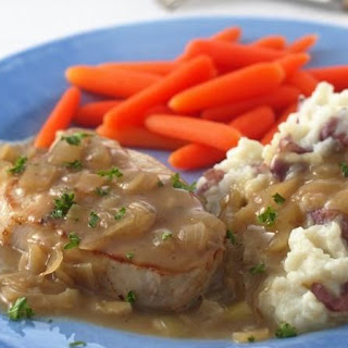 Beef Gravy Pork Chops Recipes
