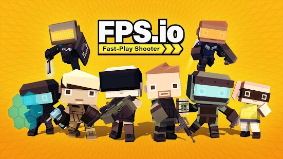 FPS.io (Fast-Play Shooter)