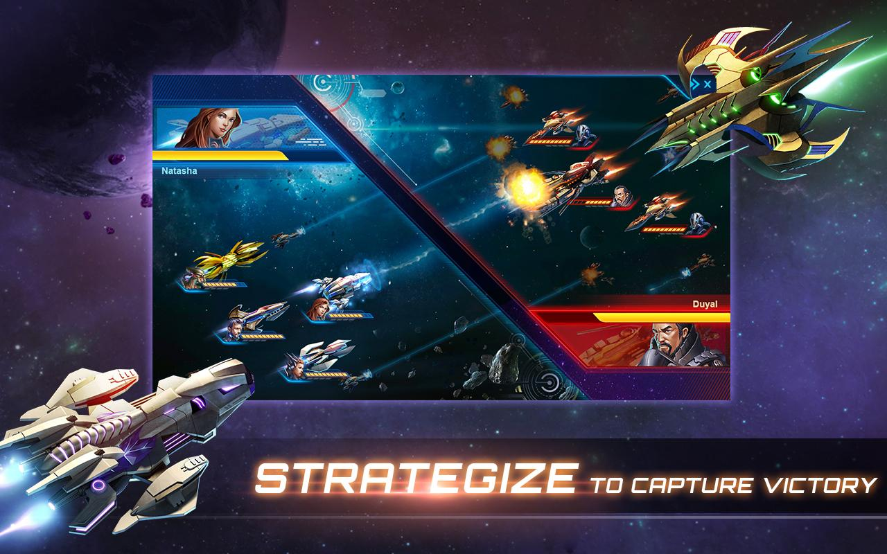 Galaxy Legend Screenshot 3