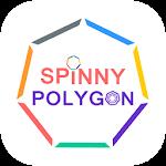 Spinny Corner Circle Icon