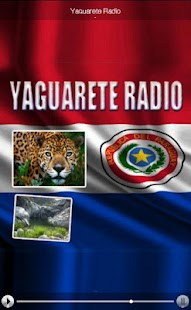 Yaguarete Radio - screenshot
