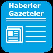 App Gazeteler ve Haberler apk for kindle fire
