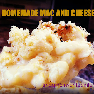 Home Made Mac n Cheese