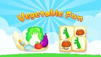 Screenshot of Vegetable Fun by BabyBus