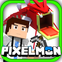 PIXELMON CRAFT FOR MINECRAFT For PC (Windows And Mac)