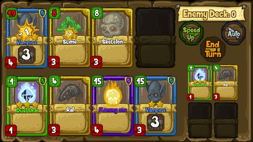 Card Lords - TCG card game - screenshot