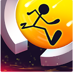 Run Around 웃 - Can you close the loop? Icon