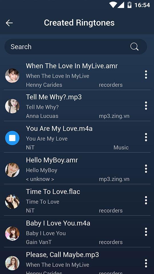 MP3 Cutter Ringtone Maker Pro Screenshot 6