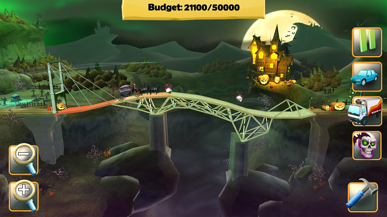 Bridge Constructor Screenshot 14