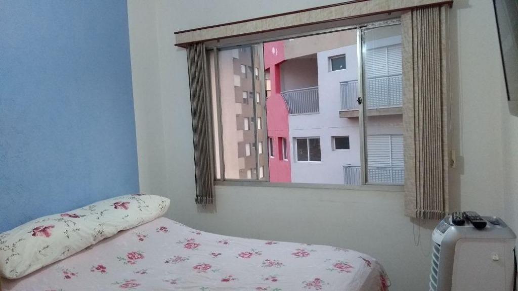 Kitnet com 1 dormitório à venda, 28 m² por R$ 135.000 - Botafogo - Campinas/SP