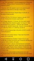 Screenshot of KPSS Güncel Bilgiler 2015